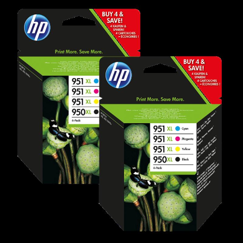 zestaw HP 950 XL + 951 XL Promo-Pack