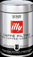Kaffee gemahlen illy Intenso