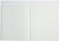Spaltenbücher K+E 8611661-7116K40KL