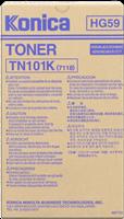 toner Konica Minolta TN-101K