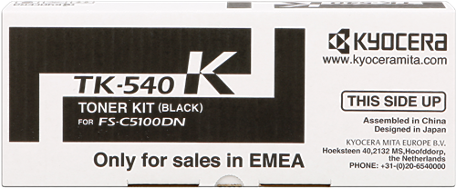 Kyocera FS-C5100DN TK-540k
