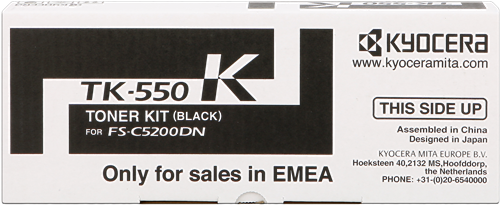 Kyocera FS-C5200DN TK-550k