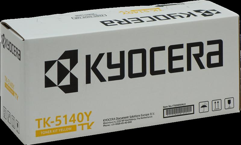 Toner Kyocera TK-5140Y