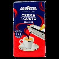 Kaffee gemahlen Lavazza