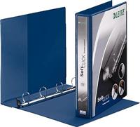 Präsentationsringbuch SoftClick , blau, 30mm, Leitz 4202-00-35