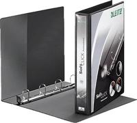 Präsentationsringbuch SoftClick , schwarz, 30mm, Leitz 4202-00-95