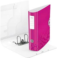 Ordner Active WOW, pink Leitz 1106-00-23