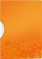 Klemmmappe ColorClip WOW, ora metallic Leitz 4185-00-44