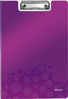 Klemmbrett WOW, violett metallic Leitz 4199-00-62