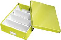Organisationsbox Click & Store mittel, gn Leitz 6058-00-64