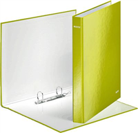 Ringbuch WOW, grün metalic Leitz 4241-00-64