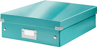 Click & Store Organisationsbox mittel, eisblau Leitz 6058-00-51