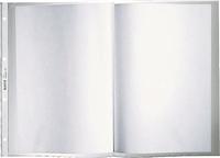 Prospekthüllen , Öffung, oben, farblos, PP, Leitz 4723-00