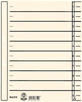 Trennblätter Leitz 1657-00-11
