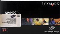Tóner Lexmark 12A7400