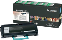 Toner Lexmark E460X31E