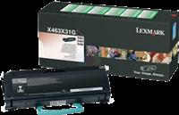 Toner Lexmark X463X31G