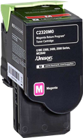 Toner Lexmark C2320M0