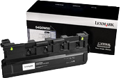 Bote residual de tóner Lexmark 54G0W00