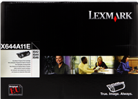 Toner Lexmark X644A11E
