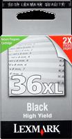 ink cartridge Lexmark 36 XL