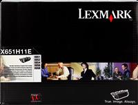 Toner Lexmark X651H11E