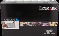 Toner Lexmark X792X1CG