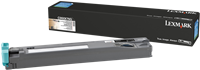 Bote residual de tóner Lexmark C950X76G
