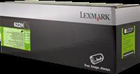 toner Lexmark 622H