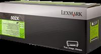 Toner Lexmark 502X