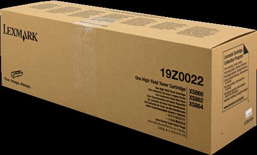 Lexmark 19Z0022