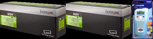 Lexmark 50F2H00 MCVP