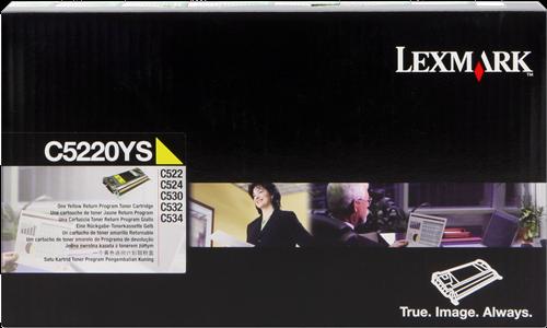 Lexmark C5220YS
