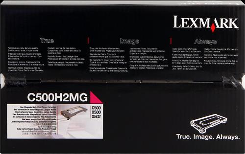 Lexmark C500H2MG