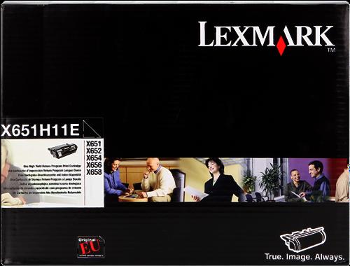 Lexmark X651H11E