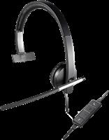 Headset Mono H650e Logitech 981-000514