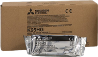Papier thermique Mitsubishi Thermopapier 110mm x 18m