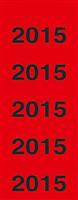 Jahreszahlen 2015 VE10 No Name 748748