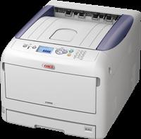 Color laser printer OKI C822n