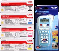 Value Pack OKI 4387230 MCVP