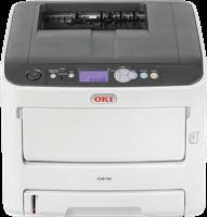 Imprimante Laser couleur OKI C612dn