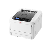 Stampante Laser a Colori OKI C844dnw