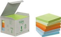 Haftnotizen Recycling Post-It 6541GB