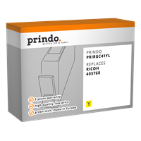 Cartouche de Gel Prindo PRIRGC41yl