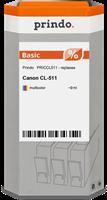 Druckerpatrone Prindo PRICCL511