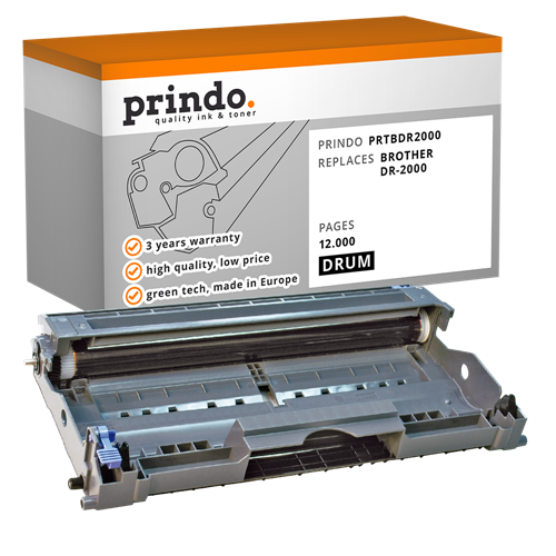 Prindo PRTBDR2000