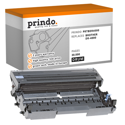 Prindo PRTBDR4000