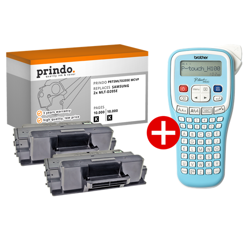 Prindo PRTSMLTD205E MCVP