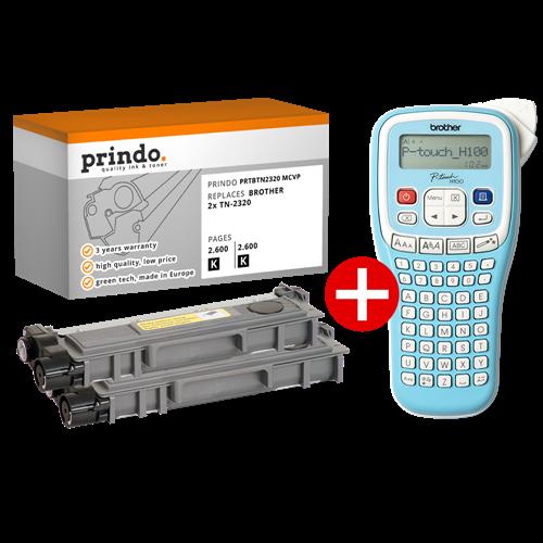 Prindo PRTBTN2320 MCVP