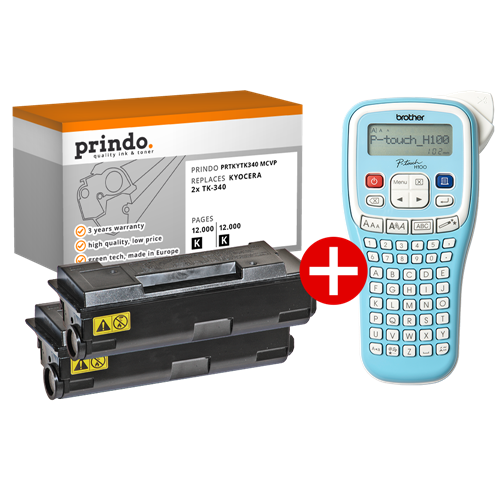 Prindo FS-2020D PRTKYTK340 MCVP